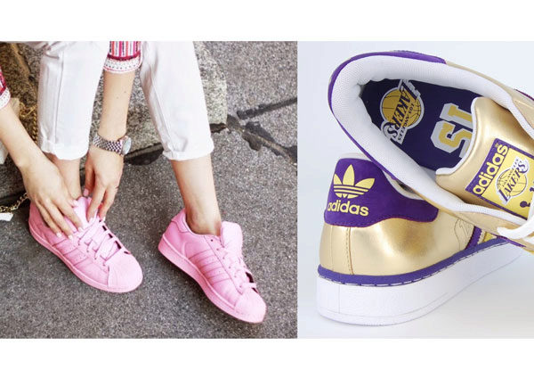 Идеи за оригинални маратонки Adidas
